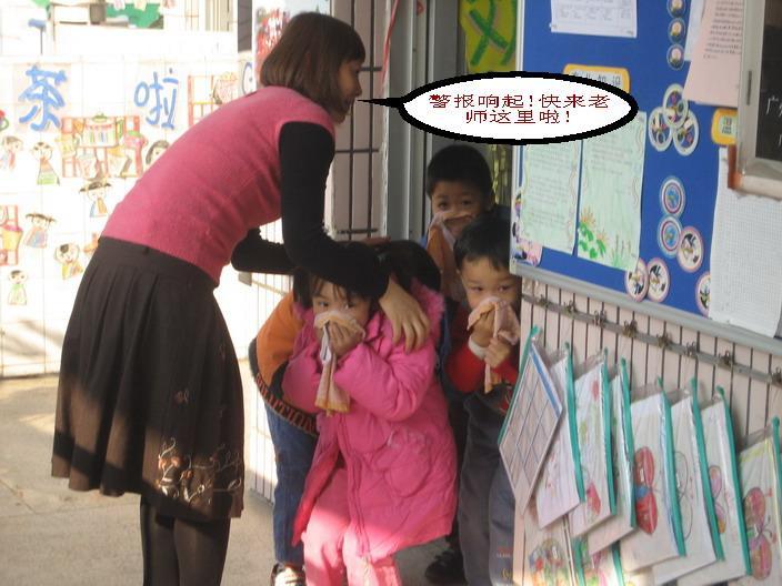 幼儿消防演习活动-荔湾区芳村儿童福利会幼儿园
