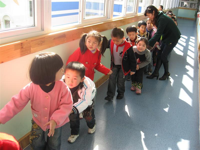 翠柏幼儿园开展内容丰富的消防安全教育活动