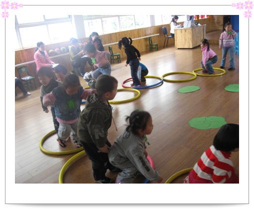 翠柏幼儿园开展主题教学研讨周活动-宁波市海曙区