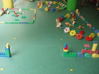 区域性体育游戏活动花絮-广东省体育局幼儿园