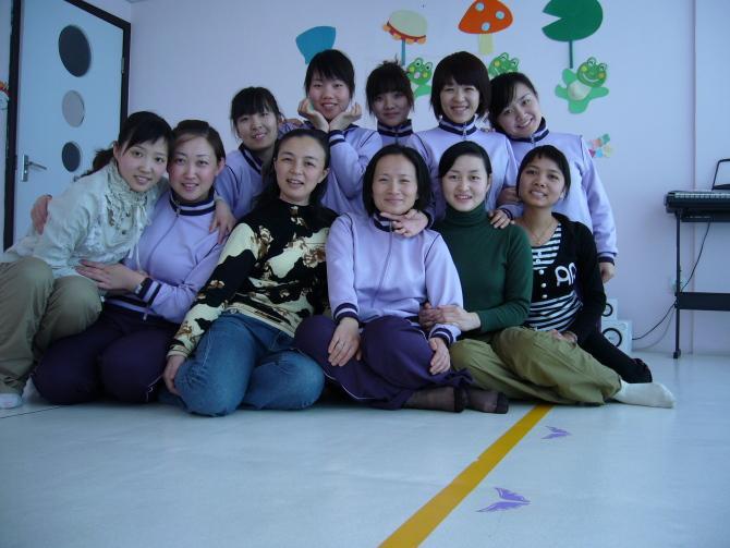 园丁风采-常熟市报慈幼儿园