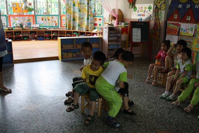 幼儿园手工制作蒙古包制作视频