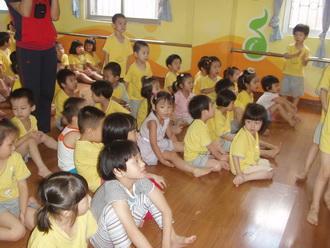 8月夏日缤纷生日派对-广东省体育局幼儿园